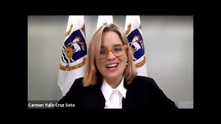 Mayor Carmen Yulin Cruz Soto Speech thumbnail