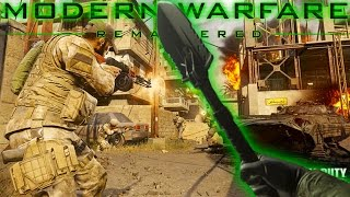 DLC WEAPONS in MODERN WARFARE REMASTERED! - Supply Drops In MWR!?