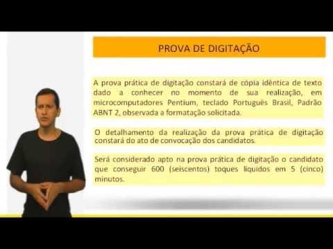 Vídeo Esaf cursos