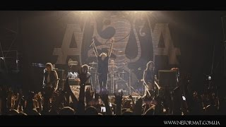 Asking Alexandria - 4 - Closure - Live@Bingo, Kiev [03.11.2015]