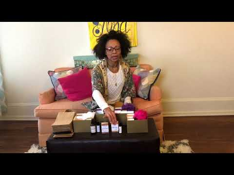 Tecia Wilson's Forever Ase Aromatherapy brings powerful expression: Makers 2017 (video)