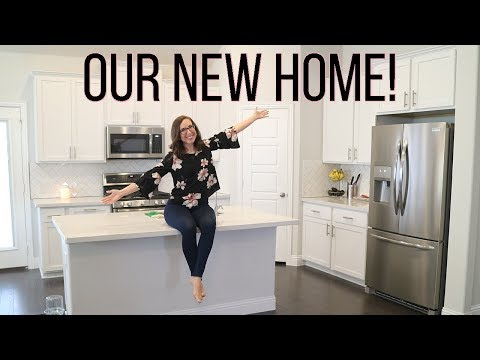 NEW HOUSE TOUR // New Build Home