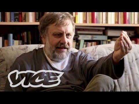 Vice Meets Superstar Communist Slavoj Zizek