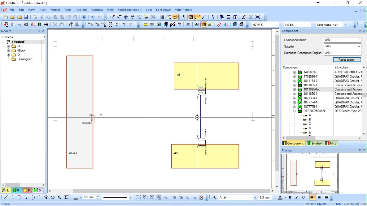 Easy Block Diagram Creation And Modification Using Zuken