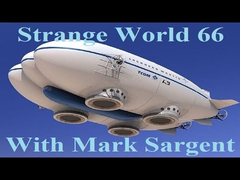 Abandon the globe, embrace Flat Earth - SW66 - Mark Sargent