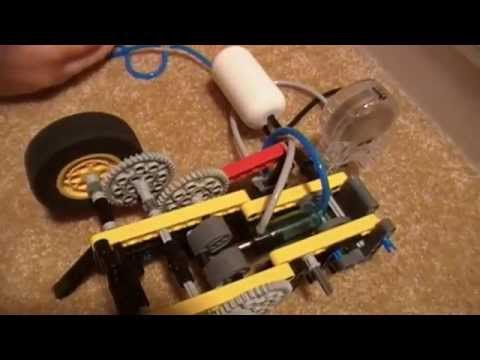 The pneumatic motor