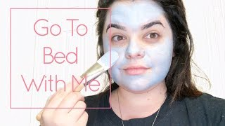 Get Unready With Me    Nighttime Skincare Routine