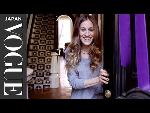 サラ・ジェシカ・パーカーに73の質問 ─ NYの自宅、センス抜群のインテリア。| 73 Questions | VOGUE JAPAN