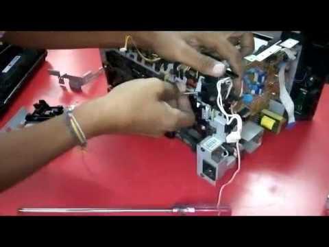 canon mf3010 printer fuser unit change