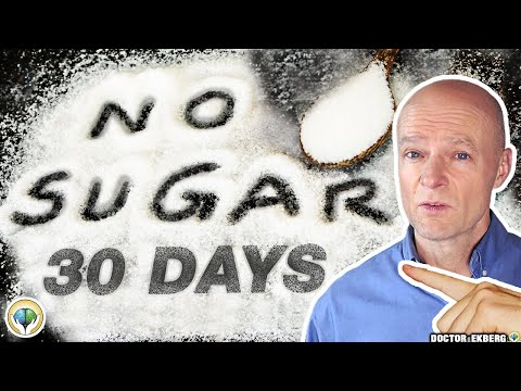 Et si vous arrêtiez de manger du sucre pendant 30 jours ?