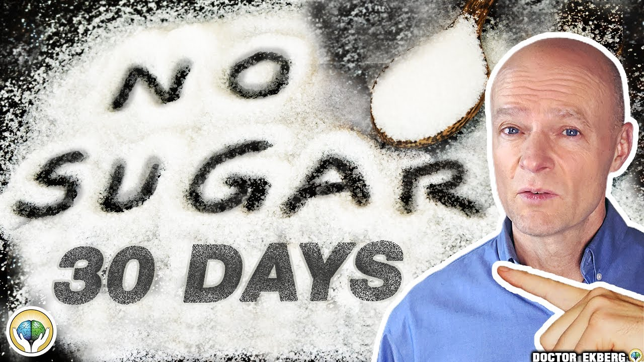 What If You Stop Eating Sugar For 30 Days?