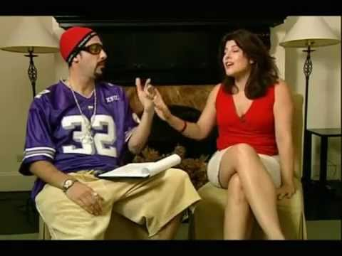 Ali G  -  How to troll a Feminist !