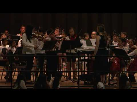 2016 Menlo Park Elementary School Spring Concert
