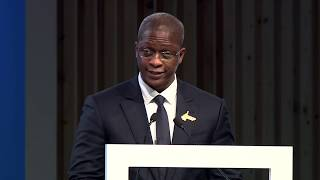 PP-18: H.E. Mr Arouna Modibo Touré, Minister of Digital Economy and Communication, Mali thumbnail