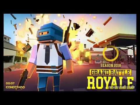 Resultado de imagen para Grand Battle Royale: Pixel War