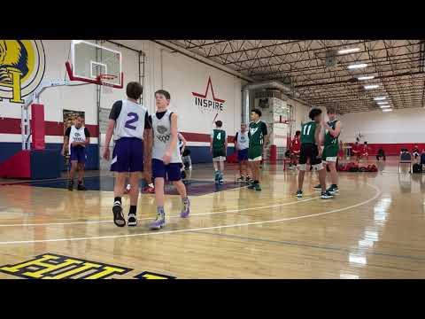Jones Brothers - vs Olympia West Academy (AZ Chip)