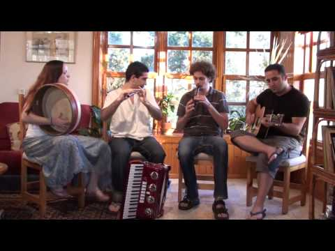 Cunla Band - Galician Waltz / Ormond Sound / John Lardiner's / Curlew