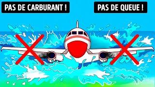 Un Spectaculaire Crash Aérien Aurait pu Finir Sans Aucun Survivant, Mais ce ne Fut Pas le Cas