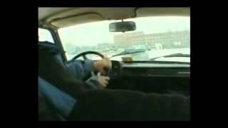 Видео урок вождения  Обучение развороту на 180 градусов 1