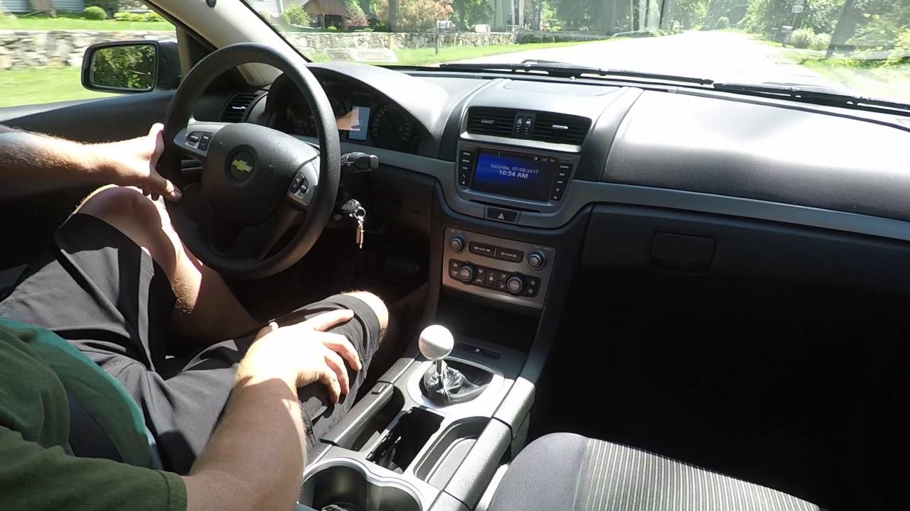 2012 chevrolet caprice ppv 6 speed