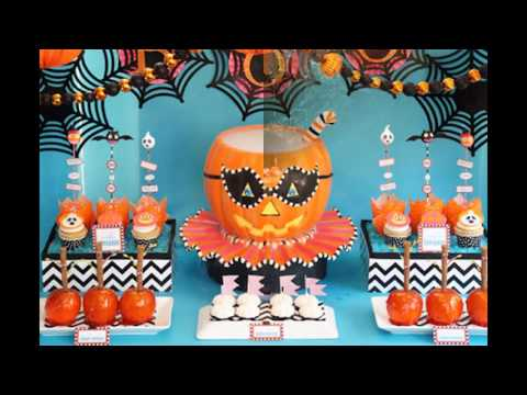 Fall party themes decorations at home ideas