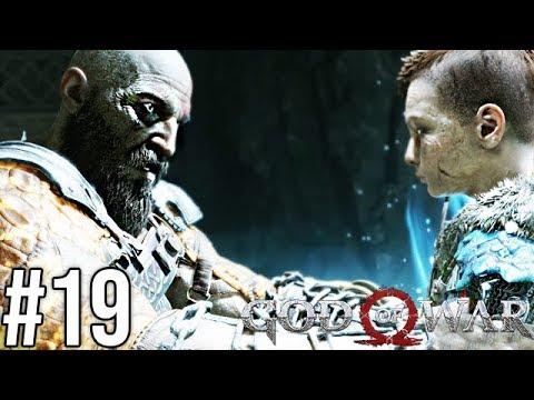 CHŁOPCU ODWALIŁO... - God of War 4 #19