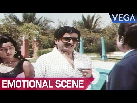 M.N.Nambiar Insults Sivaji Ganeshan || Krishnan Vanthan Movie || Emotional Scene