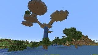 ÖVERSVÄMMING!!! | Minecraft Let's Play #6