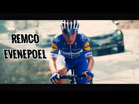 Remco Evenepoel I Cycling Motivation