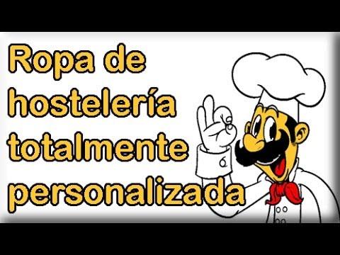 Ropa de hosteler a personalizada chaquetas de cocina - Ropa de cama para hosteleria ...