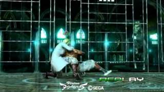 VirtuaFighter5R VANESSAvsAKIRA from Okinawa. http://blog.livedoor.j...
