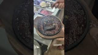 Best Brownie Sizzlers|| Delhi Street Food|| Chocolate Lover's||Indian Street Food| Gk #shorts #vlog