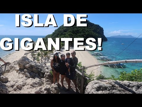BEST ISLAND HOPPING IN THE PHILIPPINES! - anneclutzVLOGS