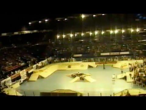 Vans Generation 97 - Skateboarding Contest at Wembley Arena London 1997