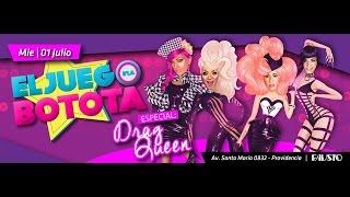 #JuegoBotota / T07-C42 / Drag Queens terroristas