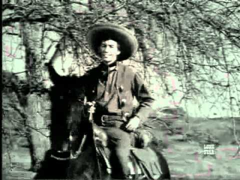 "Rick Jason in ""Rawhide"" - Coyote Weed (1)"