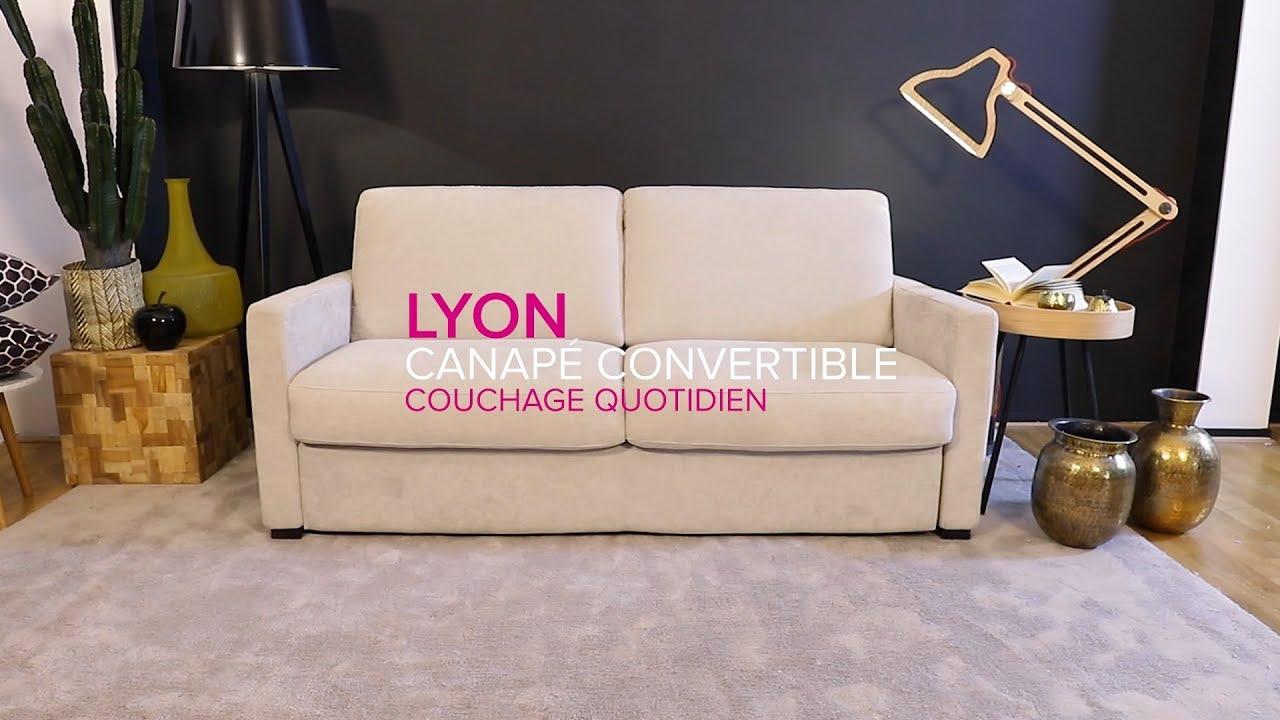 Laminuteconvertible Ep 4 Lyon Canape Convertible La Maison Du Convertible