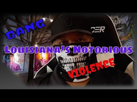 Shreveport 1990's Gang Violence On ( Louisiana's Notorious)