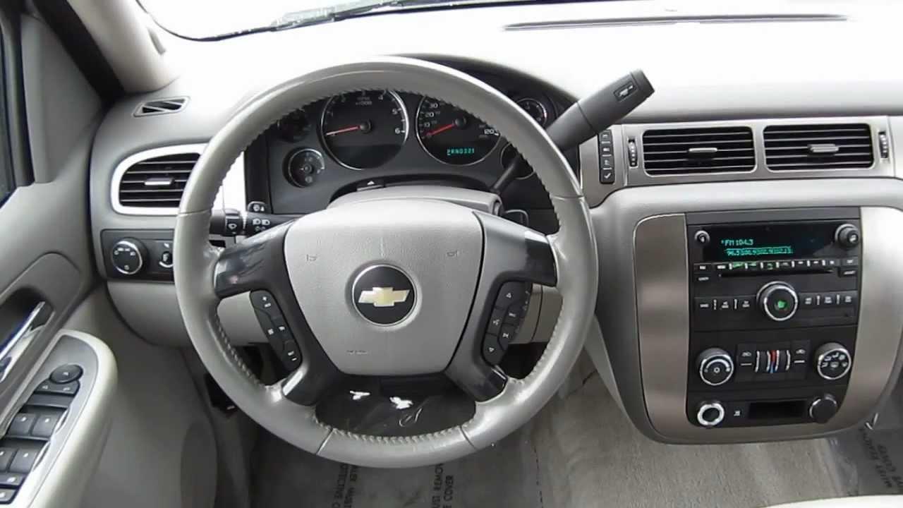 2007 Chevrolet Avalanche LS, Pewter - Stock# L262968 - Interior