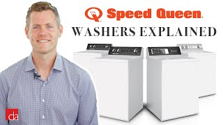Speed Queen Washer Explained + 4 Reasons Why It's The Best