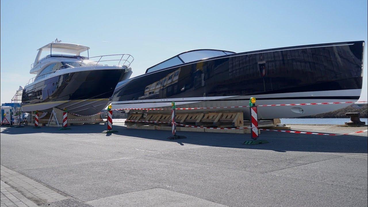 4k Tenders Boats Of Mega Yacht Project U116 Ulysses Kleven Shipyard