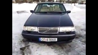 1998 Volvo S90 Executive Royal Level III Herm?s