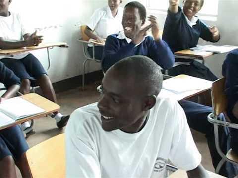 cornerstone leadership academy Rwanda