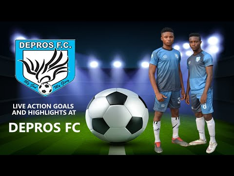 Watch Football Skills: DEPROS FC VS X1 ANGELS SRL Semi Professional Football League Live in Action.