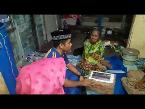 Indahnya Berbagi Polsek Belakang Padang Bersama  Bhayangkari Sambangi Masyarakat Pulau Kasu