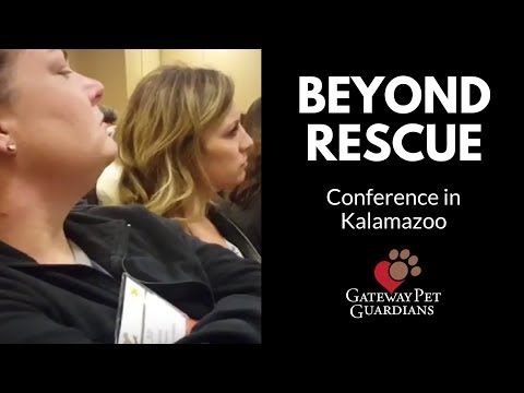 Beyond Rescue: Episode 30 - Conference in Kalamazoo