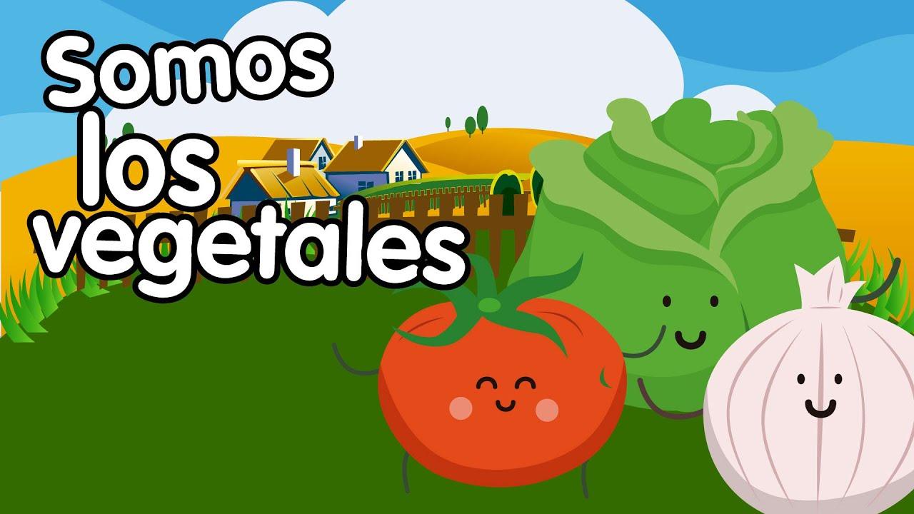 Canción de los vegetales - Canciones Infantiles - Songs for Kids in ...