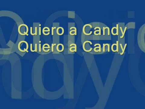 aaron carter- I want candy