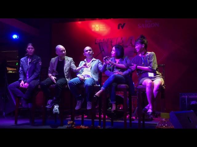 Ban Nhạc Việt: Giám khảo Mỹ Linh bình thản sau scandal