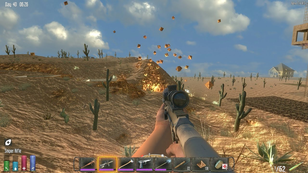 how to get yucca seeds 7 days to die